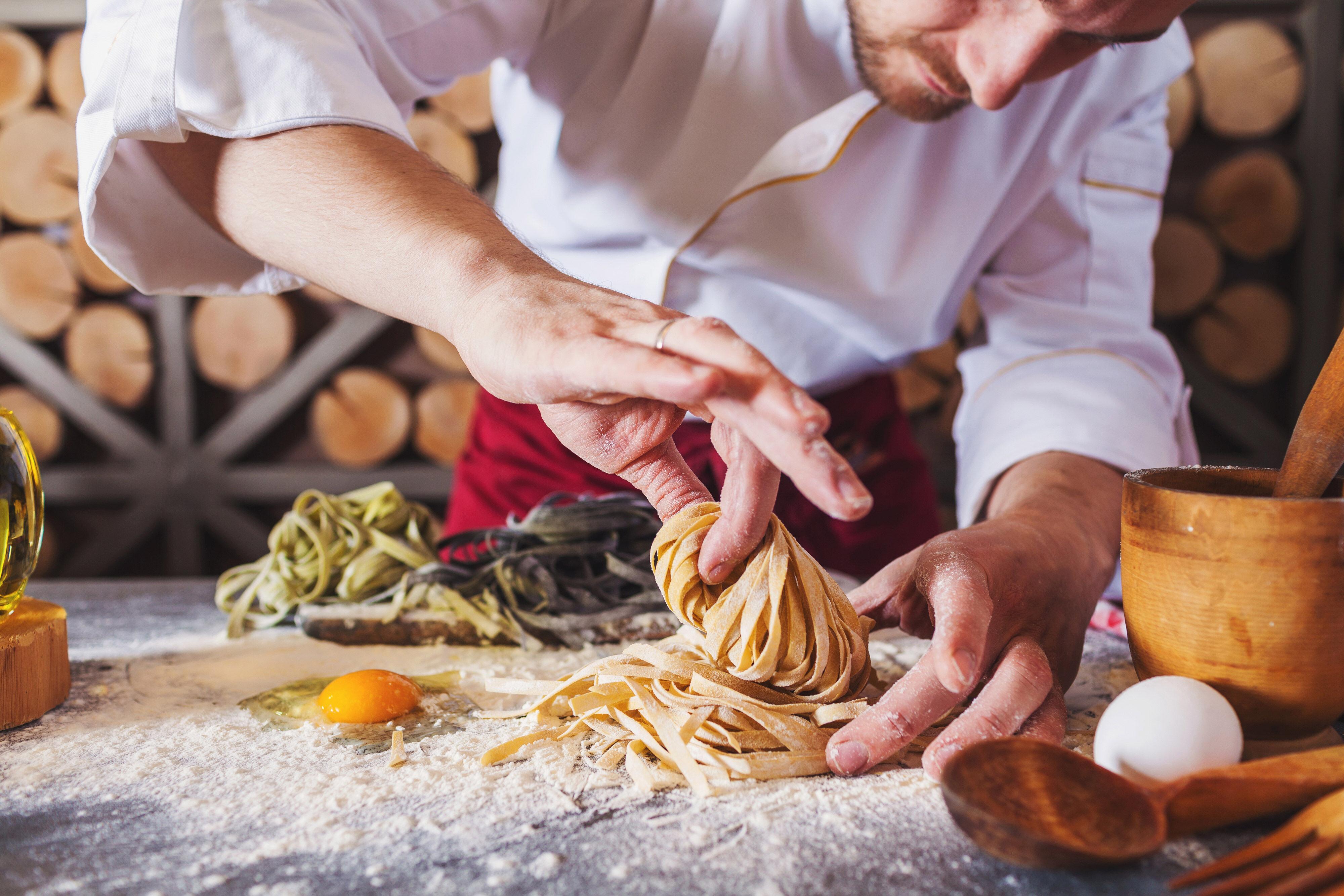Cours cuisine italienne smartbox blog - Cours de cuisine couple ...