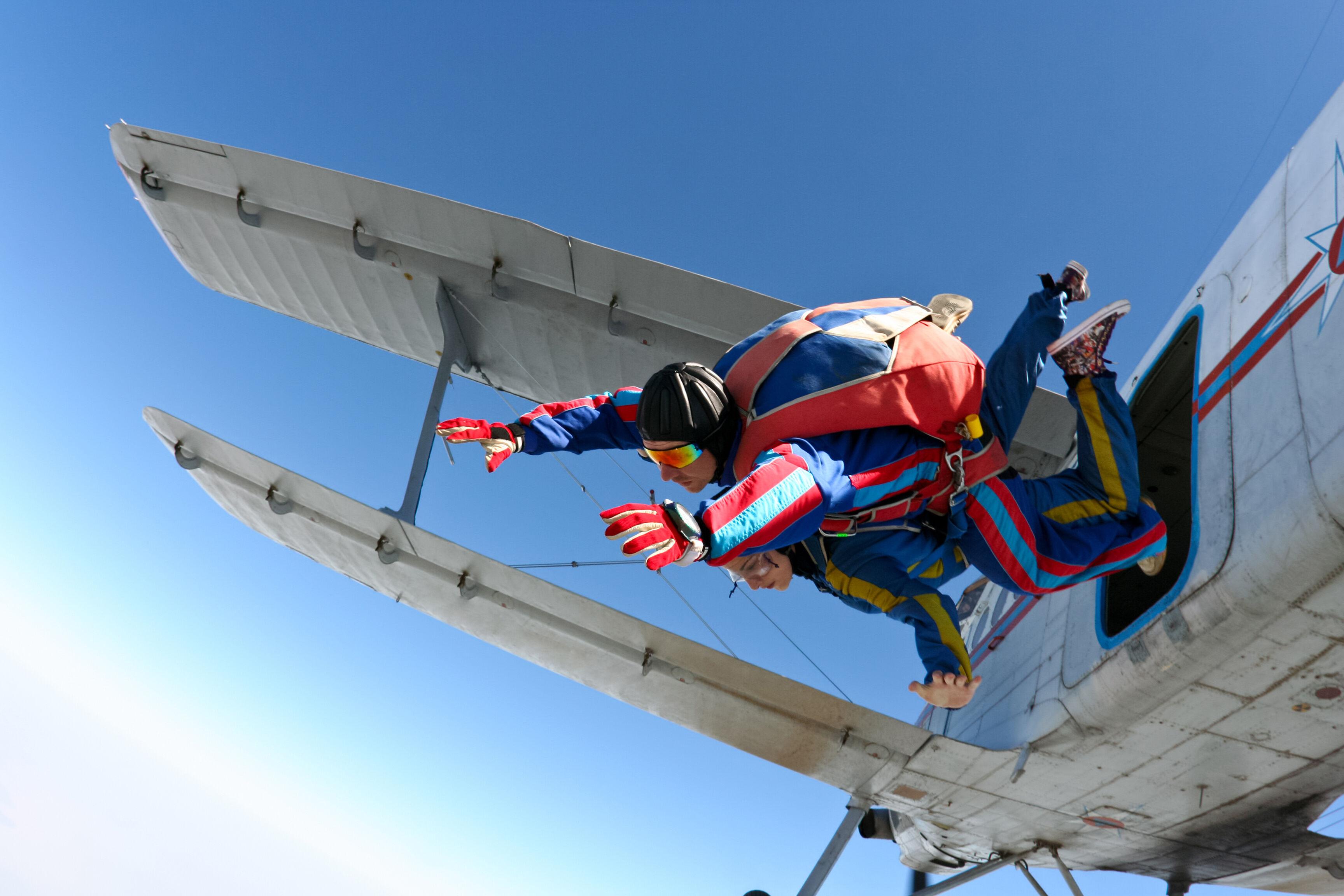 Bapteme saut parachute smartbox blog for Saut en parachute salon de provence
