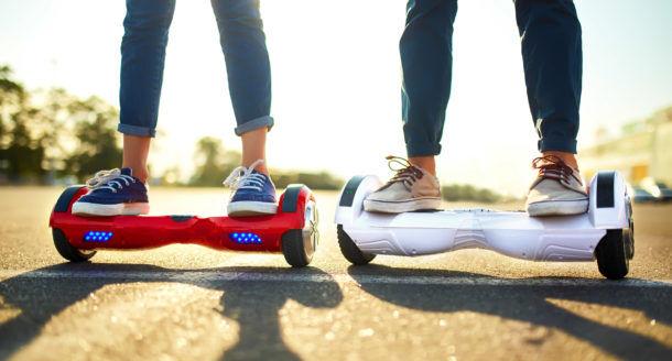 L'insolite board, le skateboard du futur ?