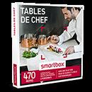Tables de chef