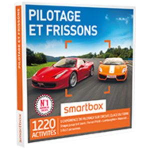 coffrets cadeaux pilotage voiture de course smartbox. Black Bedroom Furniture Sets. Home Design Ideas