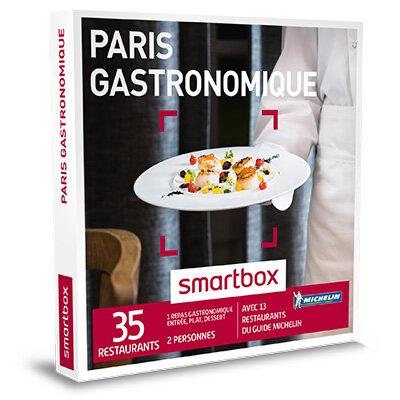 Coffret Cadeau Paris gastronomique
