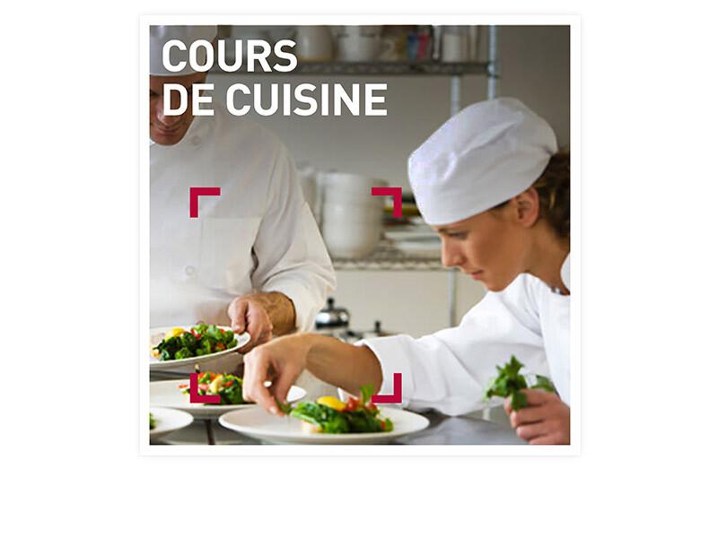 Coffret cadeau cours de cuisine smartbox - Cours de cuisine aphrodisiaque ...
