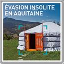 Evasion insolite en Aquitaine