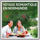 Voyage romantique en Normandie