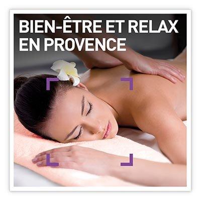 Coffret Cadeau Bien-être et soins relaxants en Provence