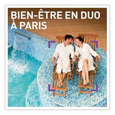 Coffret Cadeau Bien-être en duo à Paris