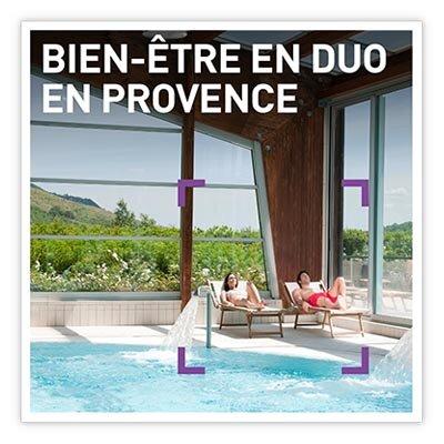 Coffret Cadeau Bien-être en duo en Provence