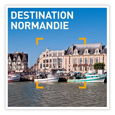 Coffret Cadeau Destination Normandie