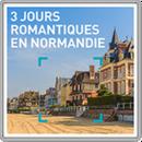 3 jours romantiques en Normandie