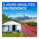 3 jours insolites en Rhône-Alpes