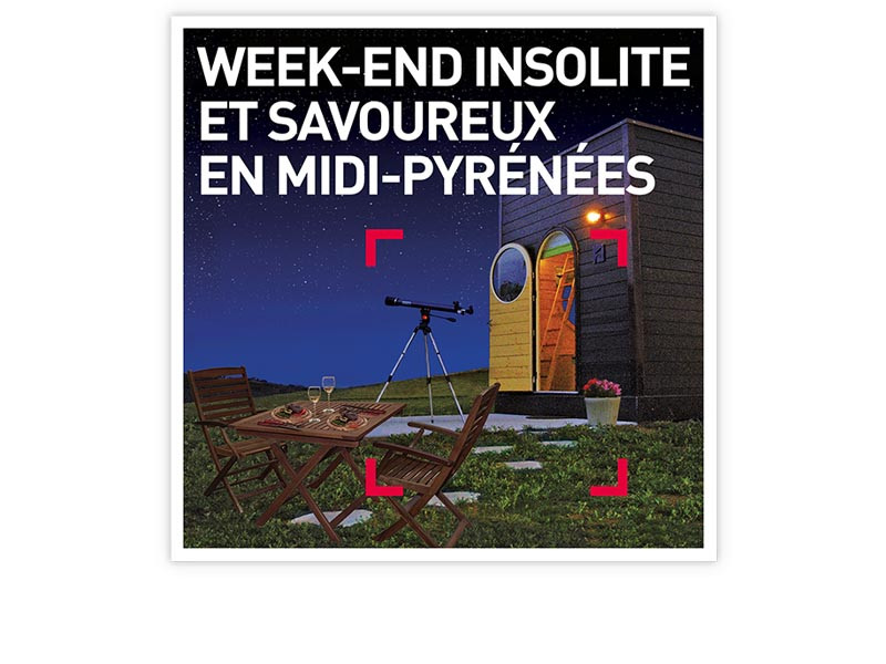 coffret cadeau week end insolite et savoureux en midi pyr n es smartbox. Black Bedroom Furniture Sets. Home Design Ideas