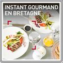 Instant gourmand en Bretagne
