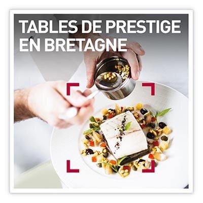 Coffret Cadeau Tables de prestige en Bretagne
