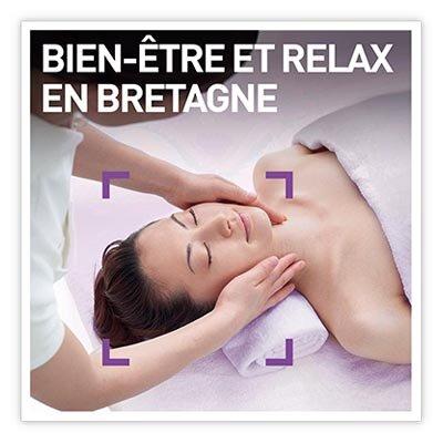 Coffret Cadeau Bien-être et soins relaxants en Bretagne