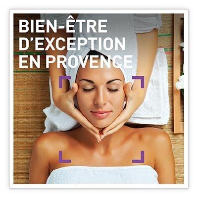 Coffret Cadeau Bien-être d´exception en Provence