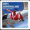 Défi adrénaline en Île-de-France