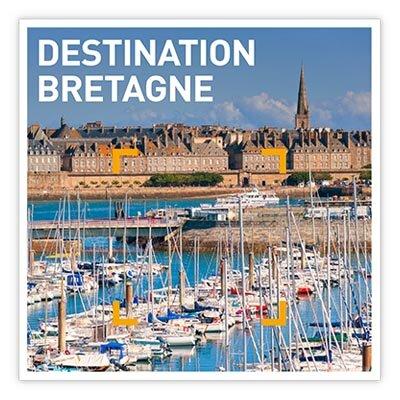 Coffret Cadeau Destination Bretagne
