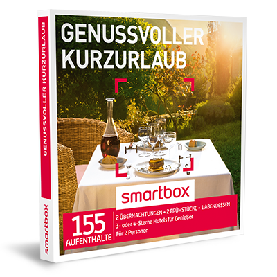 beste geschenkboxen ber 100 euro smartbox. Black Bedroom Furniture Sets. Home Design Ideas
