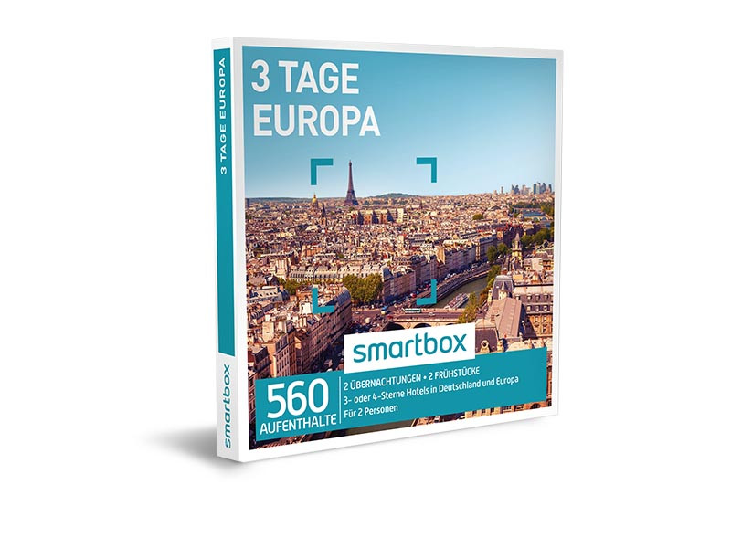 3 Tage Europa