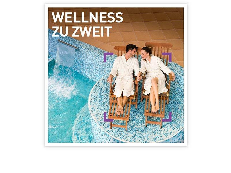 Wellness zu zweit