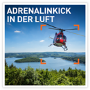 Adrenalinkick in der Luft
