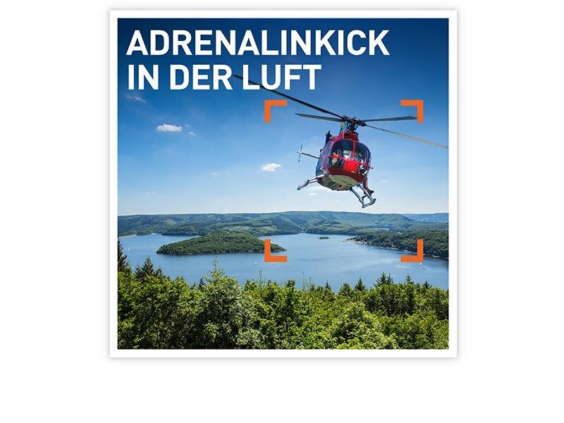 Adrenalinkick in der Luft