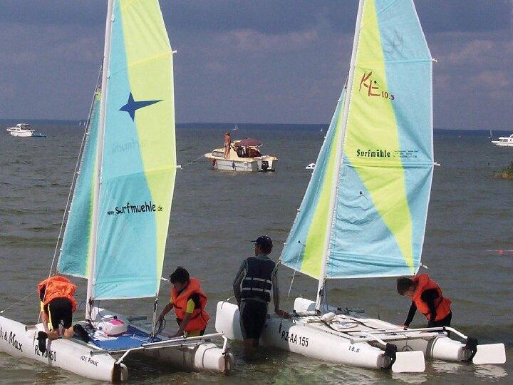 Katamaran sport  Katamaran / Wasserski / Wakeboard - Wasserspaß - Sport & Action ...