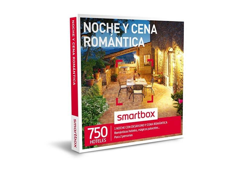 Caja regalo noche y cena rom ntica smartbox - Smartbox cocinas del mundo ...