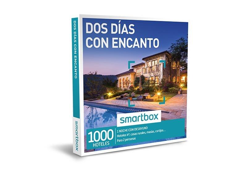 Caja regalo dos d as con encanto smartbox - Hoteles con encanto siguenza ...
