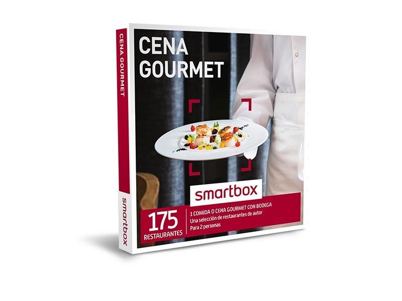 Caja regalo cena gourmet smartbox - Smartbox cocinas del mundo ...