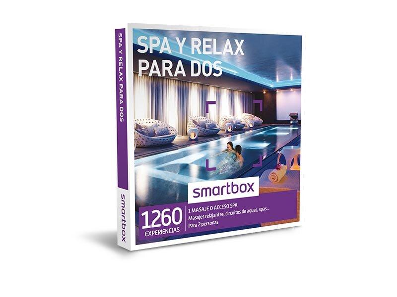 Caja regalo spa y relax para dos smartbox - Smartbox cocinas del mundo ...