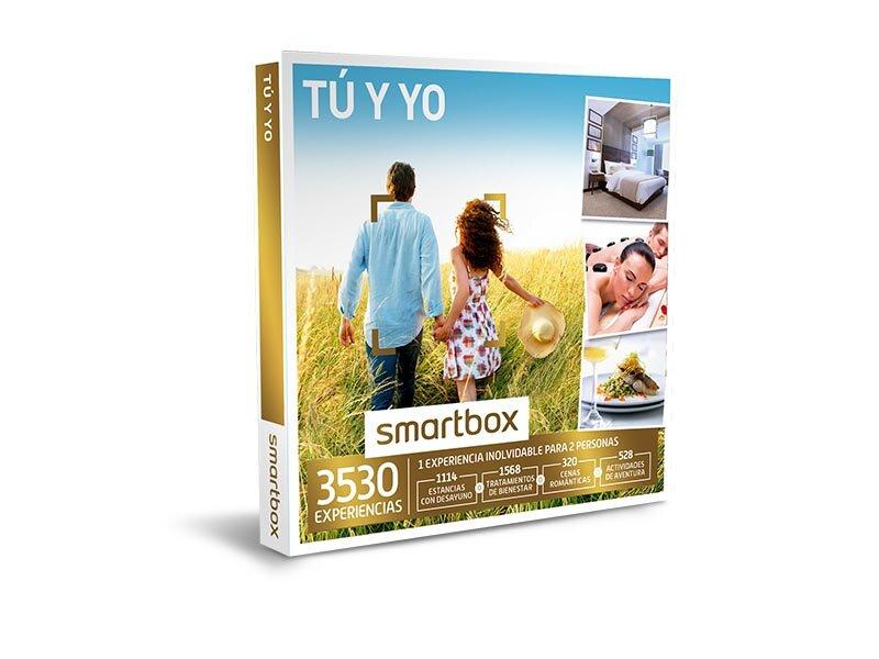 Caja regalo t y yo smartbox - Smartbox cocinas del mundo ...