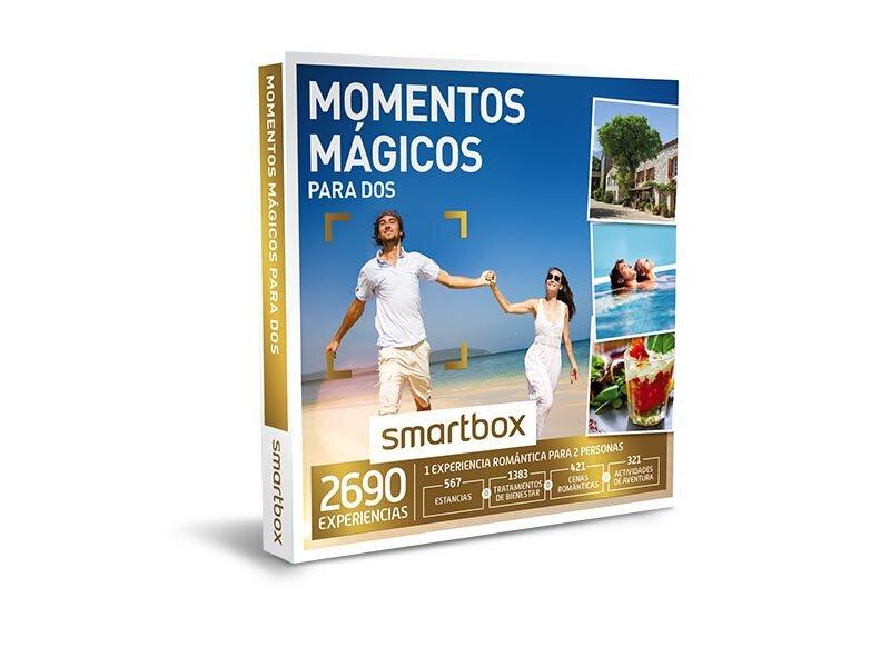 Caja regalo momentos m gicos para dos smartbox - Smartbox cocinas del mundo ...