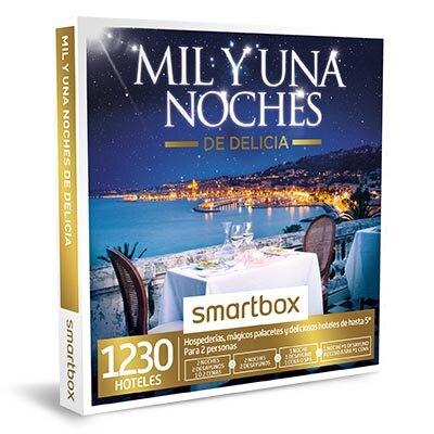Caja Regalo Mil y una noches de delicia oferta hotel en Smartbox .com
