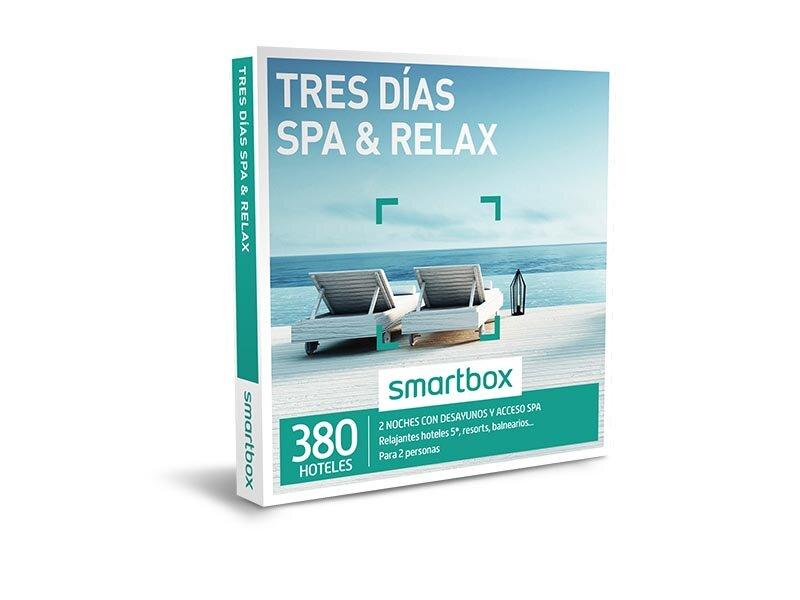 Caja regalo tres d as spa relax smartbox - Smartbox cocinas del mundo ...