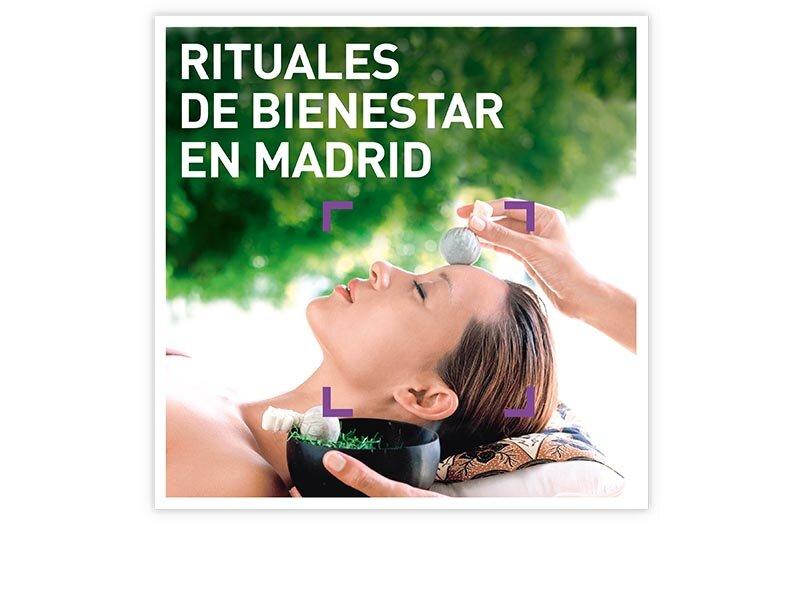 Rituales de bienestar en Madrid en Smartbox por 59.90€
