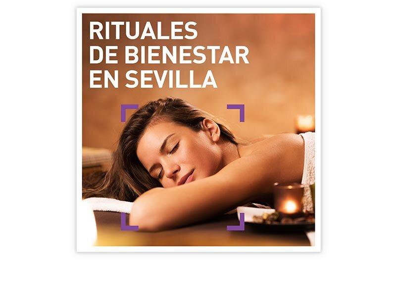 Rituales de bienestar en Sevilla en Smartbox por 59.90€