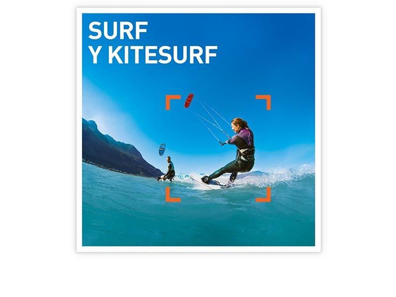 Surf y kitesurf en Smartbox por 44.90€