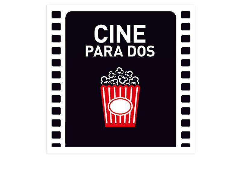 Cine para dos en Smartbox por 24.90€