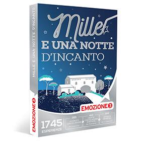Originali cofanetti regalo Soggiorni e weekend - Emozione3