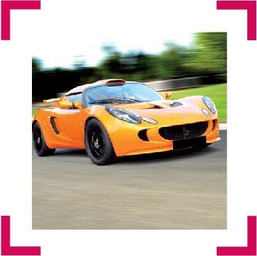 Immagine auto sportiva
