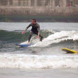 Escuela de Surf Rompiente Norte