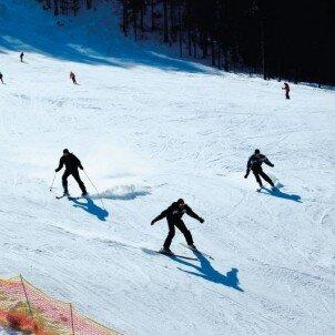 Escuela de Ski & Snowboard Blanca Nieve