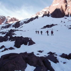 Rimaya Actividades de Montaña