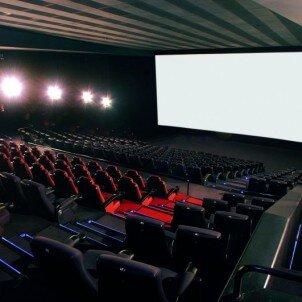 Cinesa Proyecciones 3D