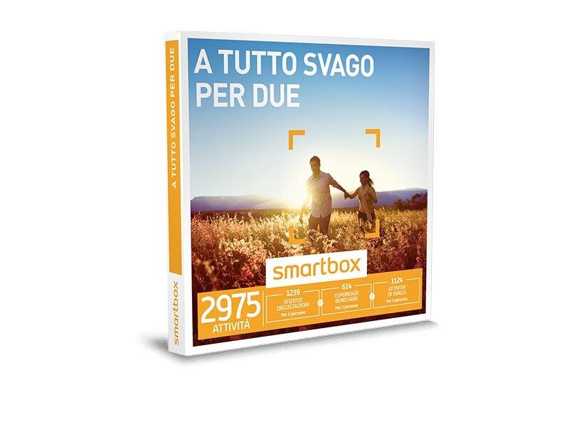 Cofanetto regalo A tutto svago per due - Smartbox