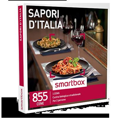 I nostri migliori cofanetti regalo sopra i 50 euro - Smartbox