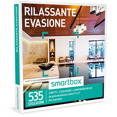 Cofanetti regalo Soggiorno Benessere - Smartbox