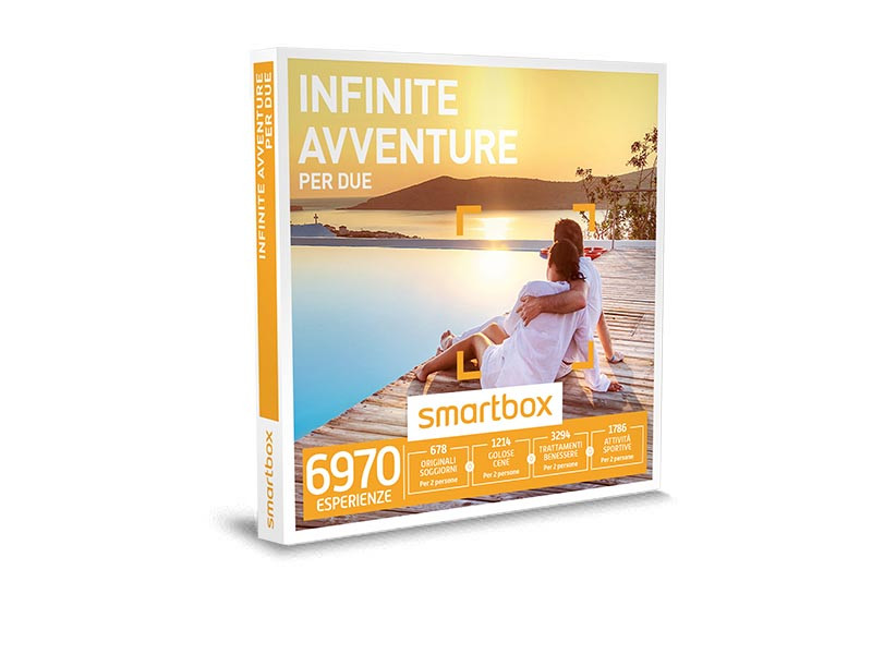 Extrêmement Idee regalo originali per ogni occasione - Smartbox ET29